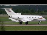 Як-40 RA-88165 Ак Барс - Бугульминское АП !!!!!!!!!!