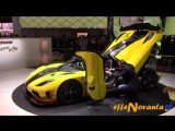KOENIGSEGG AGERA RS ML - 1 of 1 - GENEVA MOTOR SHOW 2016 HQ