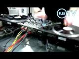 Live @PlayTV Rubilnik show 1.05.2014 - DJ Andrey Balkonsky Mc Rubilnik