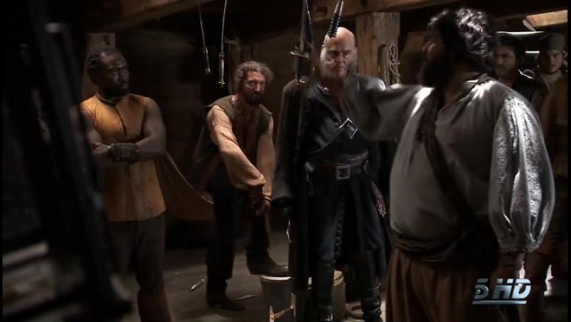 Пираты / Piratas / 6 серия 2011, Испания