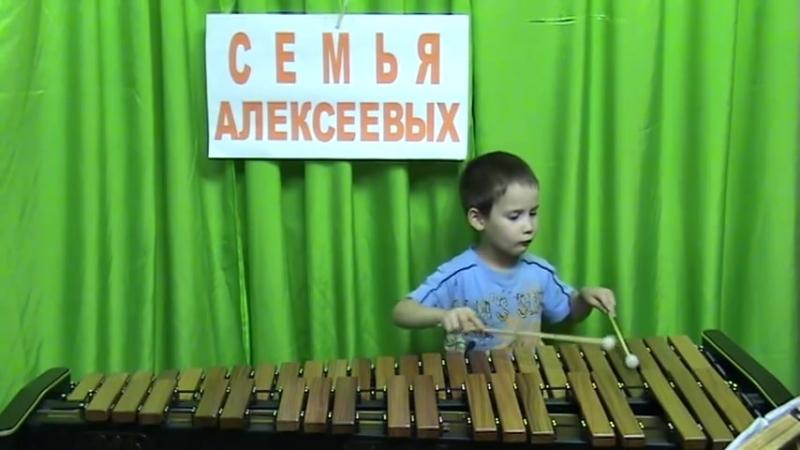 Симфония № 5 Алексеев Король Владимирович КСИЛОФОН_480p