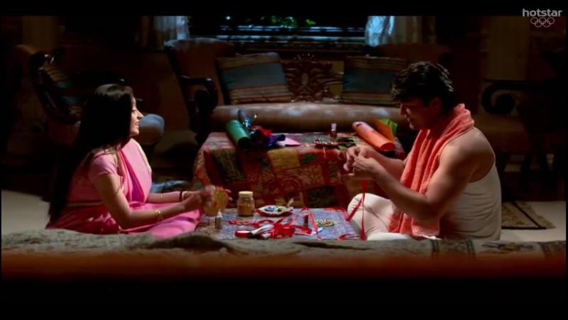 СТЛ.Серия 1460. Сурадж и Сандья делают ракхи для праздника