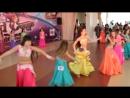 Пирамида 2016 - Ювеналы, Начинающие- Школа Восточного Танца Регины Горбуль