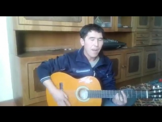 Аманкос-Офигенный талант 2016 Жигиттер-Арманай(на гитаре,казакша гитарада)