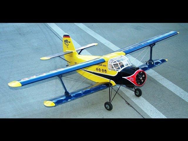 Maxford USA Antonov An-2 EP 63 ARF