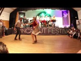Miguel & Carla Swing Festival Aout 2016
