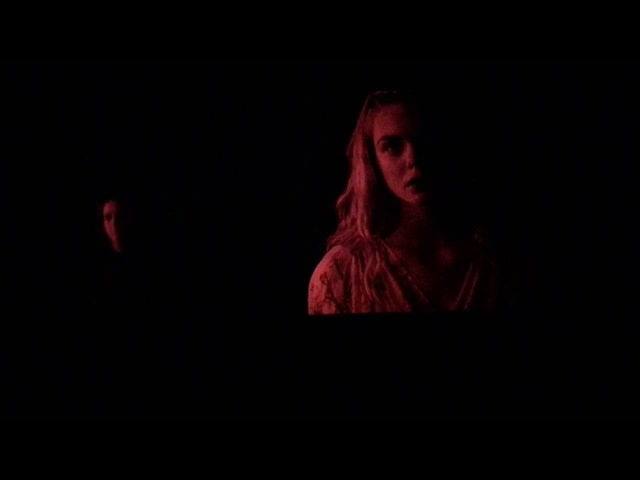The Neon Demon - Demon Dance Scene in Nightclub