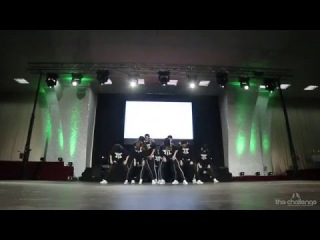 Winners Adults Hip Hop Crew Pro | STCKTCRW |  The Challenge Dance Championship