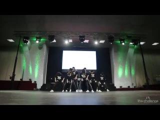 Winners Adults Hip Hop Crew Pro | STCKTCRW |  The Challenge Dance Championship