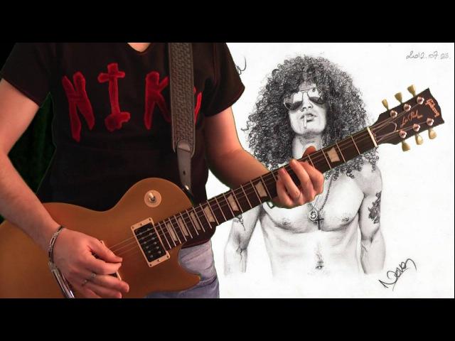 Guns N' Roses - Don't Cry (full guitar cover)