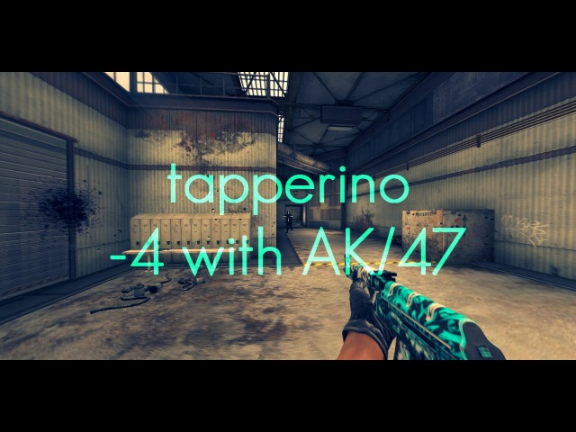 [NC SNIPING] tapperino -4 with ak-47