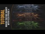 Making YouTube Banner with Fezo EP.4 - Umami Effect