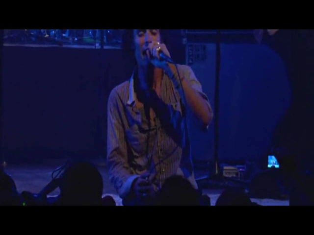 The All American Rejects Gives You Hell Live The list HD