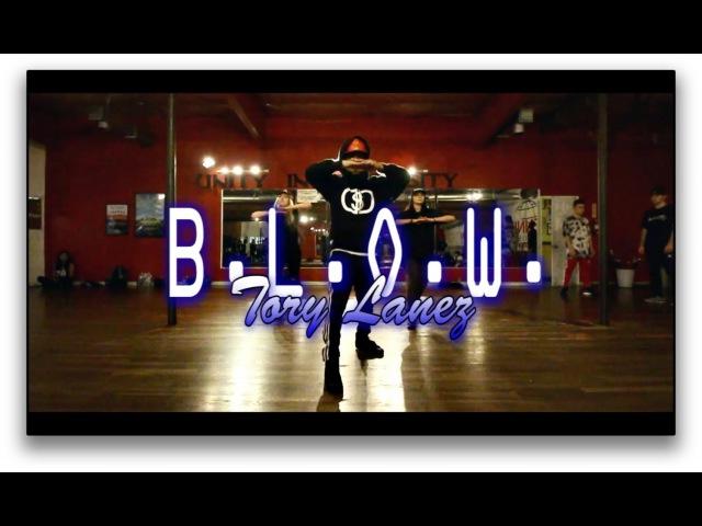 TORY LANEZ - B.L.O.W. | Mikey DellaVella Choreography | @torylanez