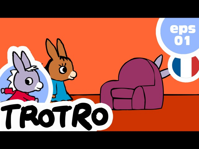 TROTRO - EP01 - Trotro joue à cache-cache