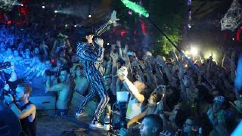 Juno Reactor opening the Ozora Festival 2015