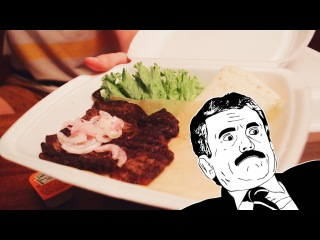 Food Review | Обзор на доставку Green Plate |