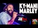 Ky-Mani Marley - Concrete Jungle @ Welcome To Jamrock Reggae Cruise 1 2015 [December 1st 2015]