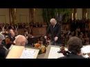 Hadyn Abschiedssymphonie: IV. Finale (Neujahrskonzert Wien 2009 Barenboim)