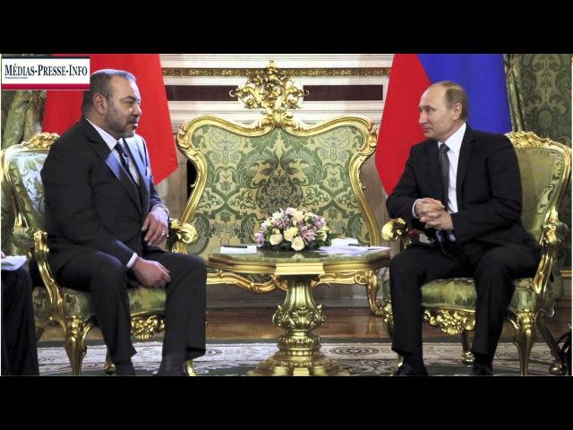 Le plan de destruction de l'Algérie et du Maroc Vernochet Hindi