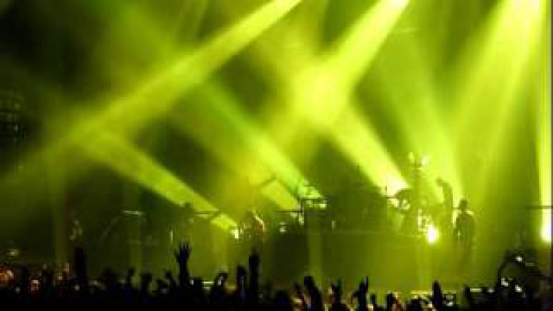 RAMMSTEIN - SONNE LIVE IN MONTRÉAL 09/12/2010