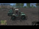 Farming Simulator 2015 мод трактора ХТЗ Т-150