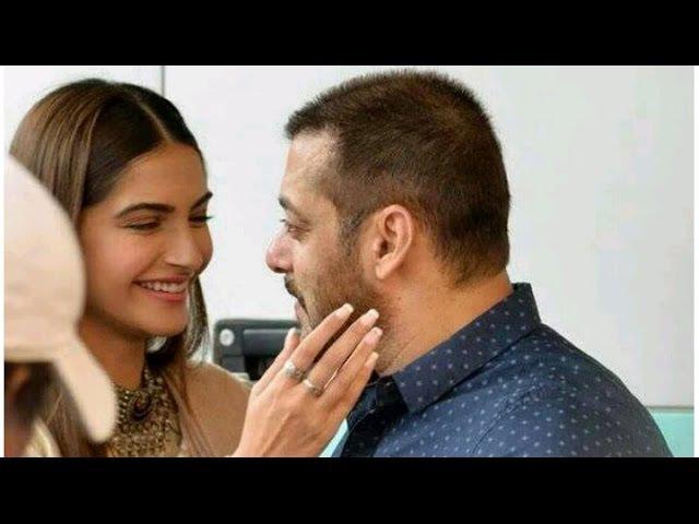 Salman Khan Sonam Kapoor Promote Prem Ratan Dhan