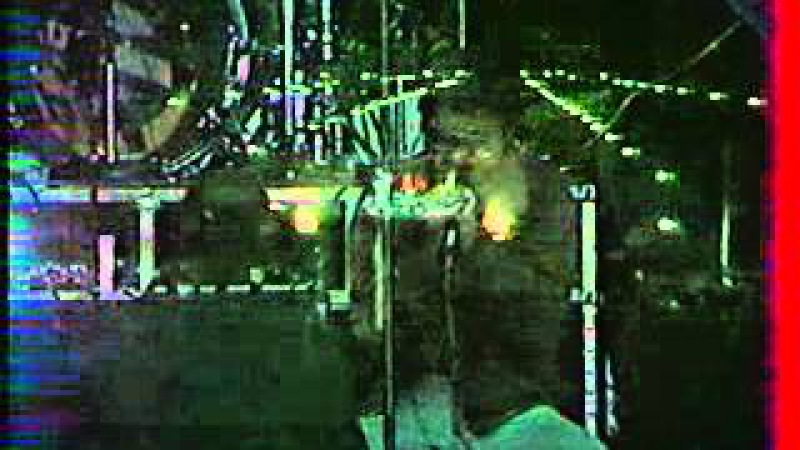 ДДТ - Пластун (live, 1989 г.)