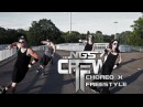NGS - Industrial Dance Choreographie Freestyle [Oneshot Video]
