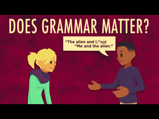 Does grammar matter - Andreea S. Calude