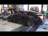 2008 BMW E60 M5 | ESS Tuning VT1-625 Supercharger