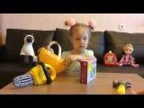 Собираем мини набор ЛЕГО принцессы диснея! (Putting small set of Lego Disney Princess!)
