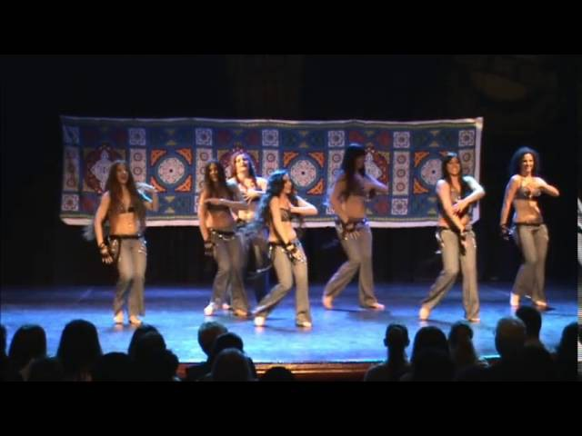 Ballet Munique Neith - Street Shaabi - Coreografia by Jelila