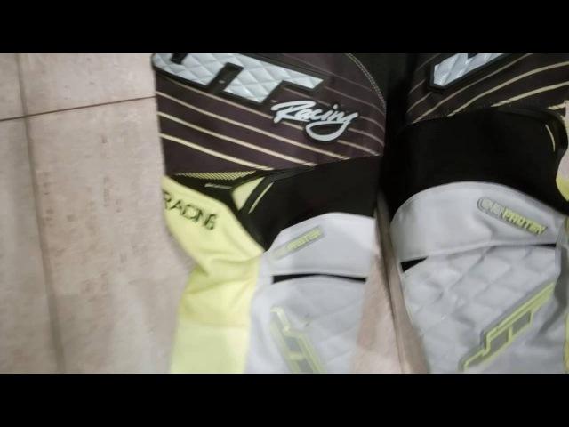 1 Тест/отзыв - кроссовые штаны и джерси JT Racing PROTEK SUBFRAME