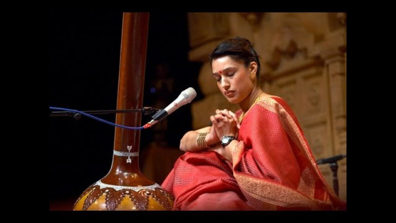 Nina Burmi sings Thumri | Vocal and tabla | Indian Classical Music