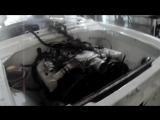 Мой Москвич 412 с мотором X25XE ot OPEL VEKTRA,OMEGA