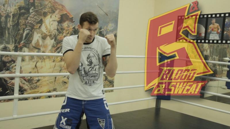 Тайский бокс. Классическая стойка. Муай Тай. Classic stance in Muay Thai.