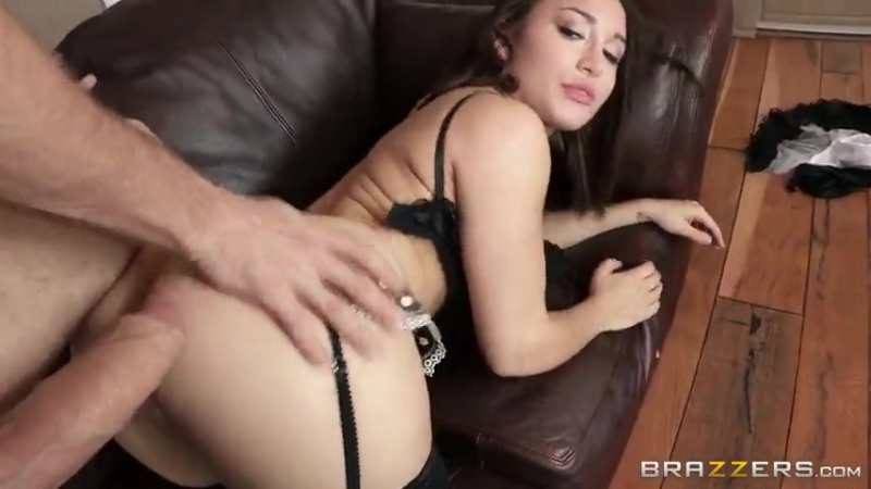 Анал порно с домохозяйкой