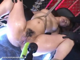 Extreme Hardcore Japanese BDSM Sex + Asian and Bondage Video