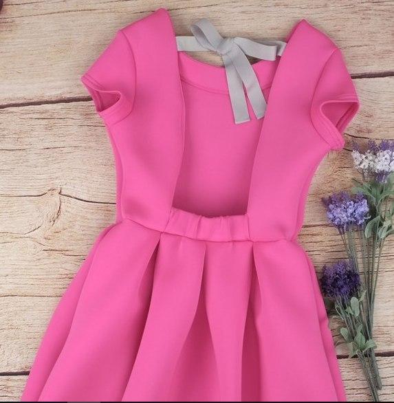fe3105da479 Летом в этом платье жарко. На спине красивые серые ленточки. Цвет ярче чем  на фото продавца