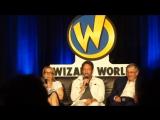 Comic con panel x files chicago 2016