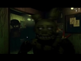 Five Nights at Freddy's 3 Jumpscares has a Sparta Remix