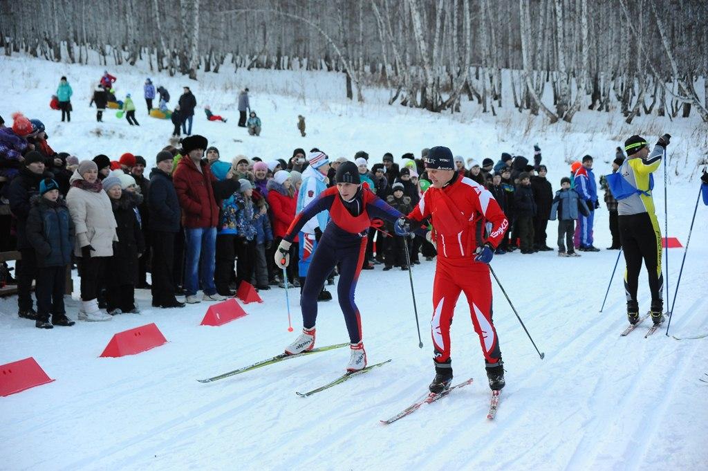 Открытие соревнований в Бородино
