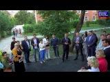 БОЛЬШАЯ БАЛАШИХА ЛАЙФ (BBL). Встреча Евгения Жиркова с жителями ул.Мира