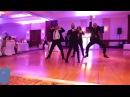 Grooms Men Hiphop Wedding Dance
