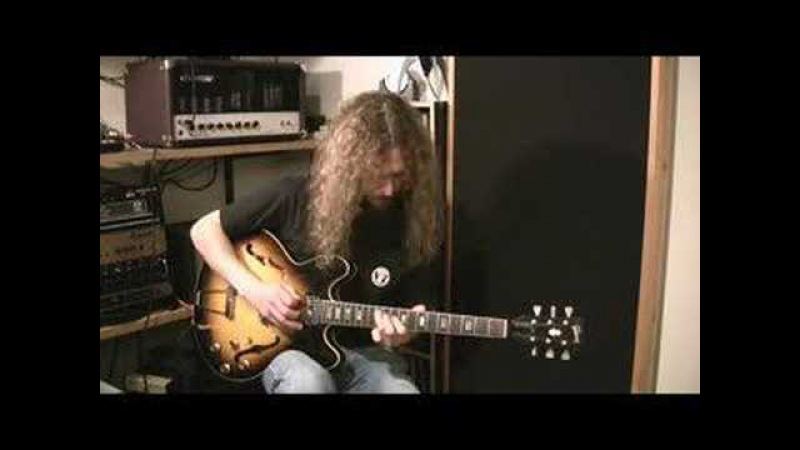 Guthrie Govan - Cold Winter Blues | JTCGuitar.com