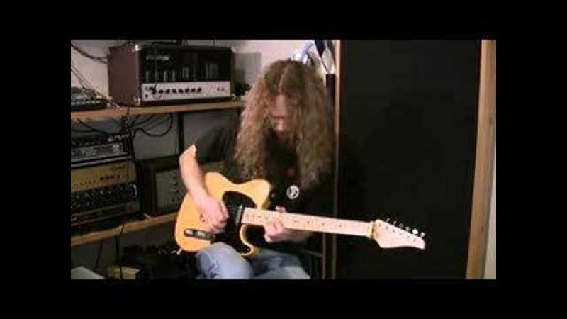 Guthrie Govan - The Persuader | JamTrackCentral.com