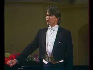 Hvorostovsky: Rachmaninoff recital 1990 2/12 She is as fair as day