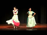 Kathak and Flamenco - comparative dance forms