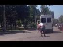 Терминатор -ЭТО НЕ ВЫМЫСЕЛ!! съемка с видеорегистратора